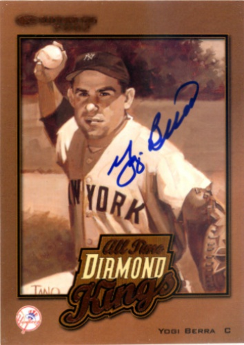 Yogi Berra Autographs And Memorabilia Sports Baseball