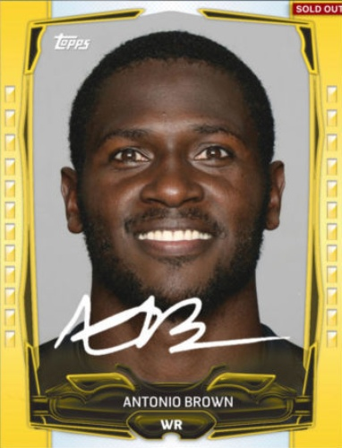 3f347b298 Antonio Brown Signature