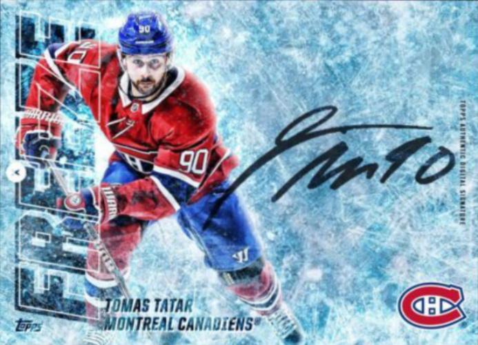 3f57961699d Tomas Tatar Autographs and Memorabilia   Sports, Hockey