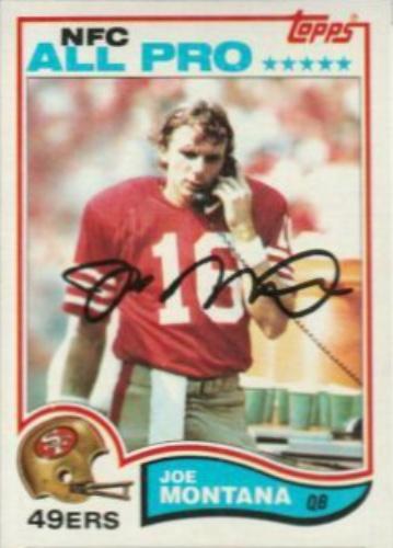 huge discount 7301c 293a8 Joe Montana Autographs and Memorabilia | Sports, Football