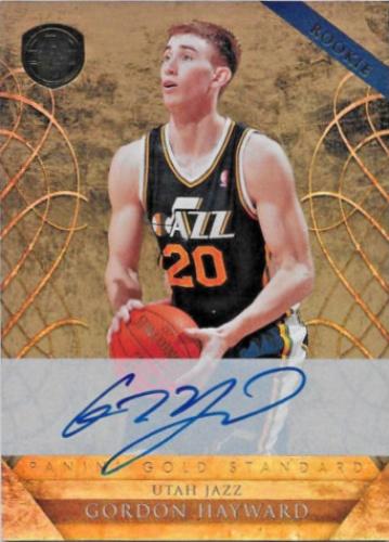 Gordon Hayward Autographs And Memorabilia Sports Basketball