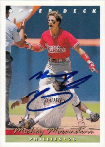 1993 Upper Deck Baseball Cards