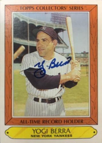 6b7246c5c0a Yogi Berra Signature