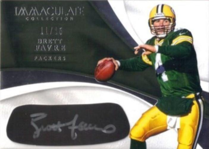 1e5b87d08cb Brett Favre Autographs and Memorabilia | Sports, Football