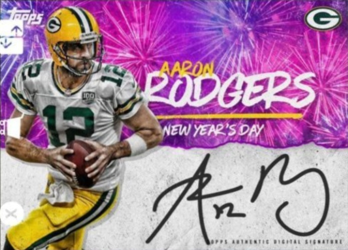 brand new ed29a 29f11 Aaron Rodgers Autographs and Memorabilia | Sports, Football