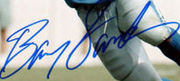 Signature of Barry Sanders