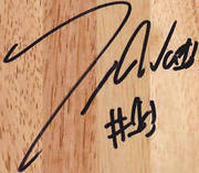 Signature of John Wall